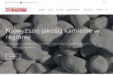 Składy Kamienia Opolstone - Blaty kamienne Opole