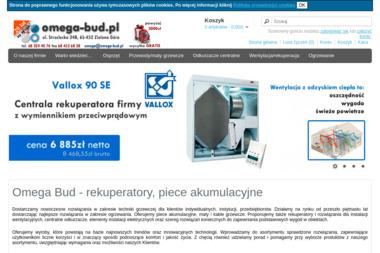 sklep.omega-bud.pl - Klimatyzacja Zielona Góra
