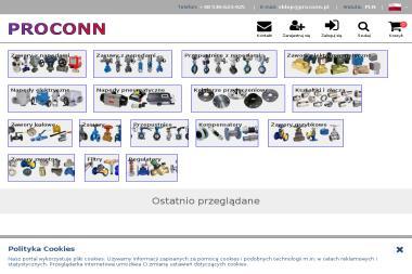 ProConn Krzysztof Honcek - Skład budowlany Bytom