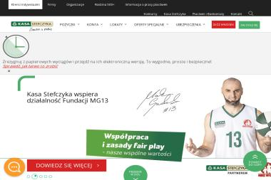 SKOK im. Franciszka Stefczyka Oddział Włocławek - Kredyt Włocławek