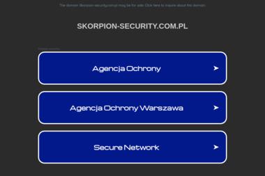 Skorpion Security - Agencja ochrony Szczecin