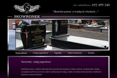 Firma Handlowo Usługowa Gris Andrzej Skowronek - Kamieniarstwo Leżajsk