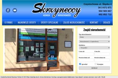 Jolanta Skrzynecka Agencja Nieruchomości Skrzyneccy - Agencja nieruchomości Częstochowa