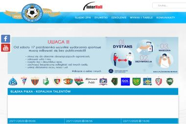 Śląski Związek Piłki Nożnej - Szkoła jazdy Katowice