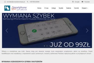 Smartphone Spa - Serwis komputerów, telefonów, internetu Łódź