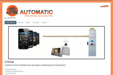 SM Automatic - Inteligentny dom Imielin