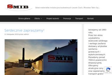 SMIB - Drzwi Lubaczów