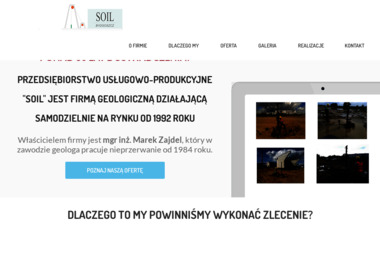 PUP Soil. Marek Zajdel - Geolog Bydgoszcz