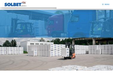 Solbet Lubartów S.A. - producent wysokiej jakości betonu komórkowego - Sprzedaż Materiałów Budowlanych Lubartów