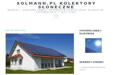 Solmann s.c. - Pompy ciepła Nowy Sącz