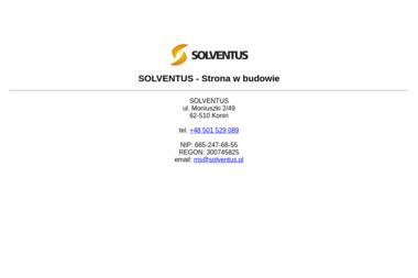 Solventus - Energia Odnawialna Zielona Góra