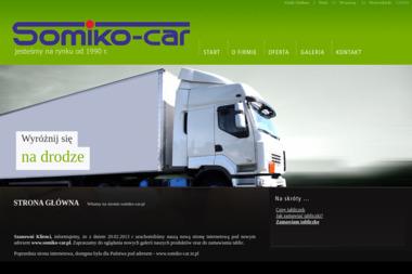 Firma Somiko Car Bernard Kowalski - Naprawy Tv Grudziądz