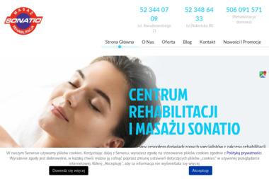 Sonatio Centrum Rehabilitacji i Masażu Woźnicki Jacek - Fizjoterapeuta Bydgoszcz
