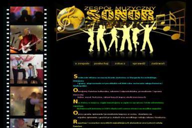 Zespó艂 Weselny Sonor. Zespo艂y weselne, zespo艂y muzyczne, zespo艂y - Zespó艂 muzyczny Stargard