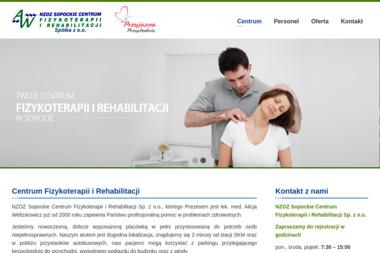 NZOZ Sopockie Centrum  Fizykoterapii i Rehabilitacji - Salon Masażu Sopot
