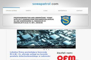 PW Sowa Sp. z o.o. - Agencja ochrony Dzierżoniów