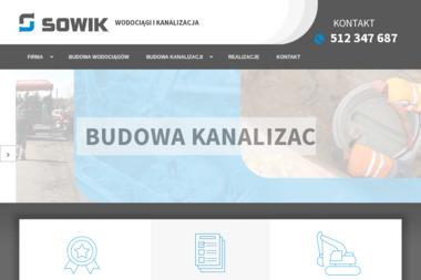 Instalatorstwo sanitarne, C.O., wodociągi, kanalizacja. Tadeusz Sowik - Ekipa budowlana Rawa Mazowiecka