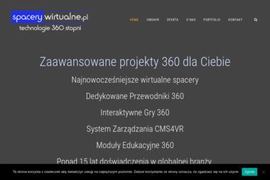 Spacery Wirtualne - Budowanie Marki Trzebownisko
