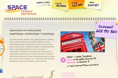 Space Anna Gajdzis - Szkoła językowa Słupsk
