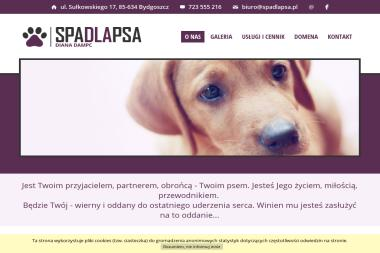 SPA dla PSA Diana Dampc. Psi fryzjer, strzyżenie psów - Usługi kosmetyczne i fryzjerskie Bydgoszcz