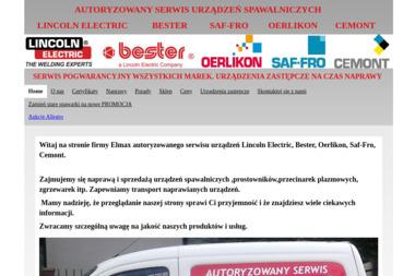 Mariusz Laskowski Elmax - Serwis RTV Białystok
