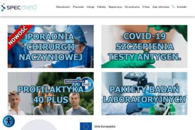 SpecMed Sp. z o.o. - Finanse Krosno