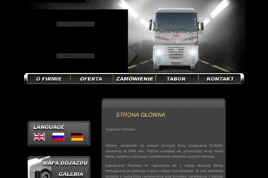 Dumar Dulęba Jankoś Sp.J. - Transport Międzynarodowy Koszyce Małe