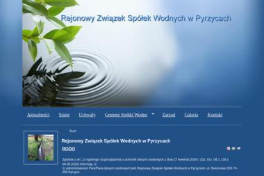 Rejonowy Związek Spółek Wodnych w Pyrzycach - Ekipa budowlana Pyrzyce