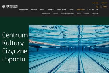Centrum Sportowo - Rekreacyjne - Trener personalny Lublin