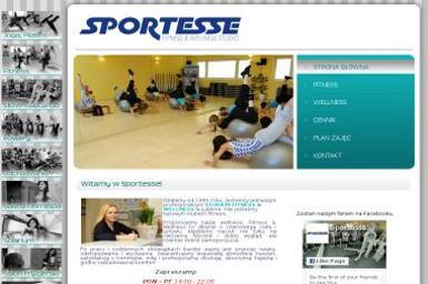 Sportesse Fitness & Wellness Studio. Elżbieta Anna Korczycka - Trener personalny Lublin