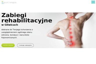 Sport Terapia Mikołaj Kukurba - Rehabilitant Gliwice