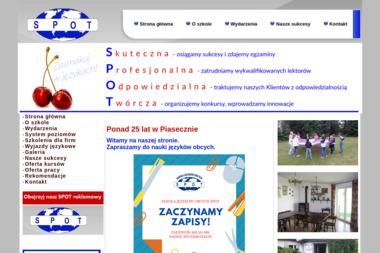 SPOT - Nauka Angielskiego Piaseczno