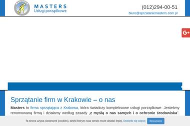 PU Masters - Pralnia Kraków