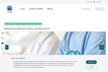 Szpital (SPZOZ w Człuchowie) - Psycholog Człuchów
