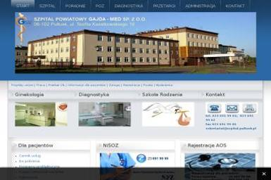 Inne Komórki Organizacyjne - Psycholog Pułtusk