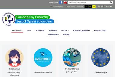 Samodzielny Publiczny Zespół Opieki Zdrowotnej we Włodawie - Psycholog Włodawa