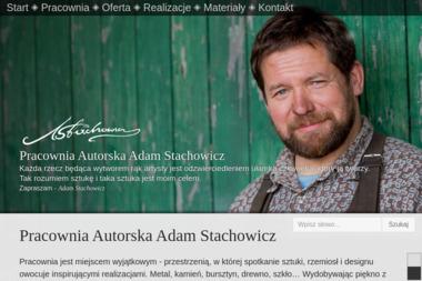 Pracownia Autorska Adam Stachowicz - Wyposażenie wnętrz Gdańsk