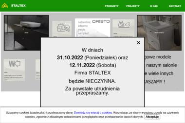 Staltex Śliwonik Sp.jawna - Producent Kotłów CO Nadarzyn