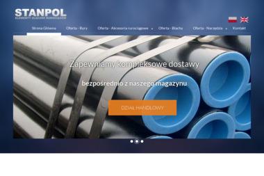 Firma Stanpol Export-Import - Skład Budowlany Płock