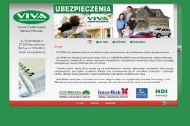 Viva s.c. Ubezpieczenia. Ubezpieczenia komunikacyjne, ubezpieczenia oc - Polisy OC Starachowice