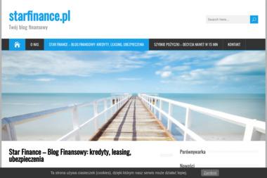 Salon Finansowy Star Finance. Pośrednictwo finansowe, ubezpieczenia - Ubezpieczenia Na Życie Mińsk Mazowiecki