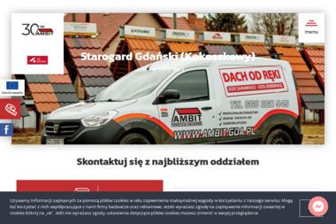 Ambit Jan Zielonkowski i Wspólnicy Sp. J. Oddział Starogard Gdański - Sklep Budowlany Starogard Gdański