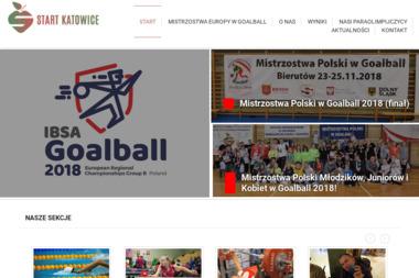 Wojewódzkie Stowarzyszenie Sportu i Rehabilitacji Niepełnosprawnych Start - Szkoła jazdy Katowice
