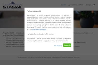 Kancelaria Rzeczoznawcy Majątkowego Krzysztof Stasiak - Domy Orzechowo