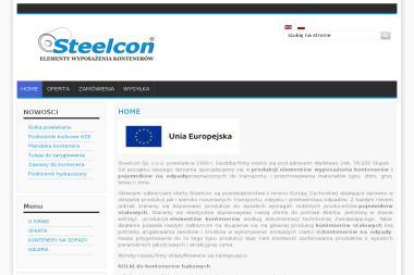 Steelcon Sp. z o.o. - Materiały Budowlane Warblewo