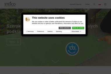 Steico S.A. - Tartak Czarna Woda