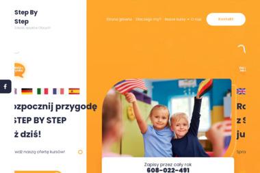 Autorska Szkoła Języków Obcych Step by Step - Kurs francuskiego Tychy