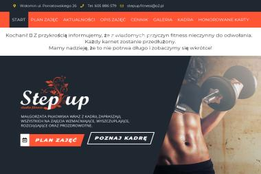 Step up Studio Fitness - Trener personalny Wołomin
