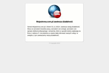 Zakład Usług Stolarskich-Głusiec - Schody Bartąg
