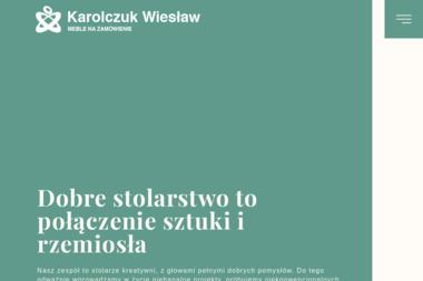 Zakład stolarski Karolczuk Wiesław - Stolarz Białystok